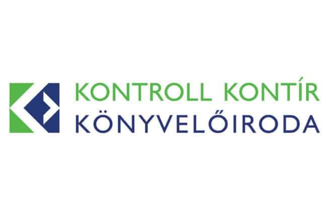 kontroll kontir Könyvelőiroda logo