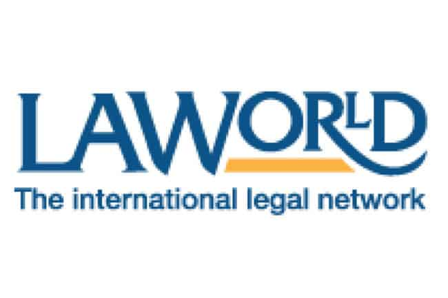 laworld logo