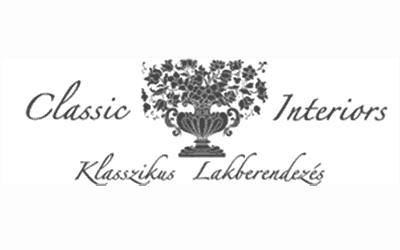Klasszikus lakberendezés logo
